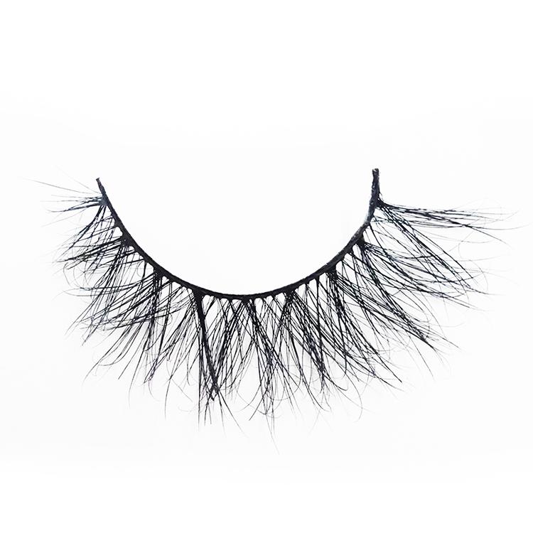 Horse Hair Lashes - GAO Lashes, 25 mm 3d mink eyelash, eyelash packaging box custom, Luxury 3D mink lashes bulk wholesale