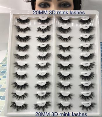20mm eyelash