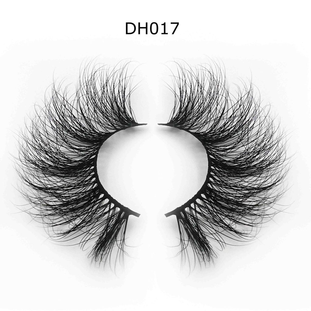 25 mm mink lashes wholesale
