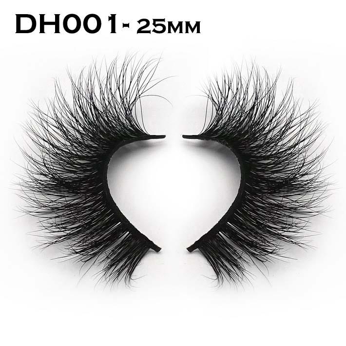 25mm mink eyelashes factory