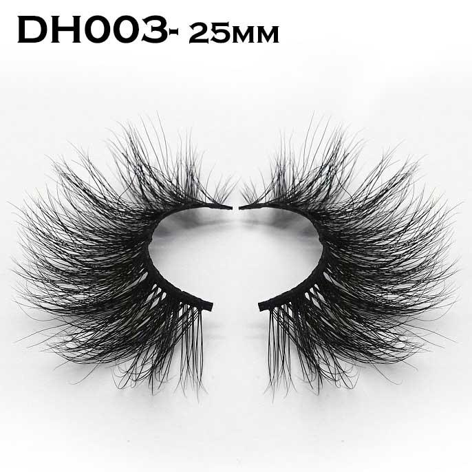 25mm eyelash