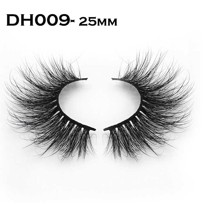 25mm 3d mink lashes wholesale