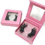 magnetic eyelashes packaging box