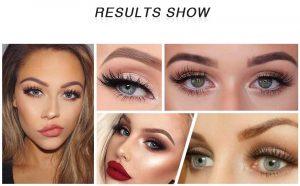 lash models show