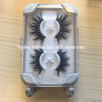 mink lashes box