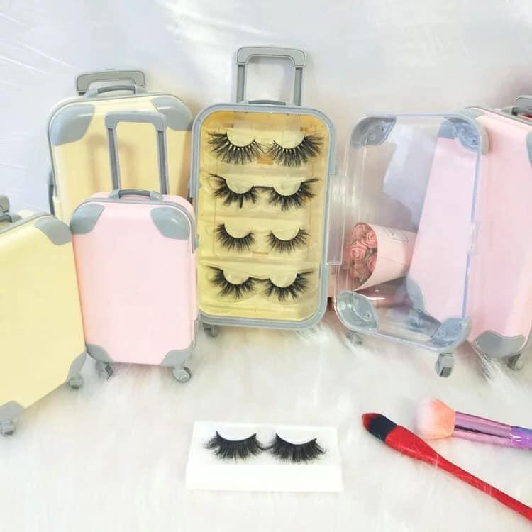 trolley lashes cases