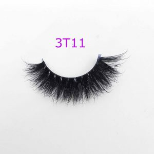 clear band mink eyelashes