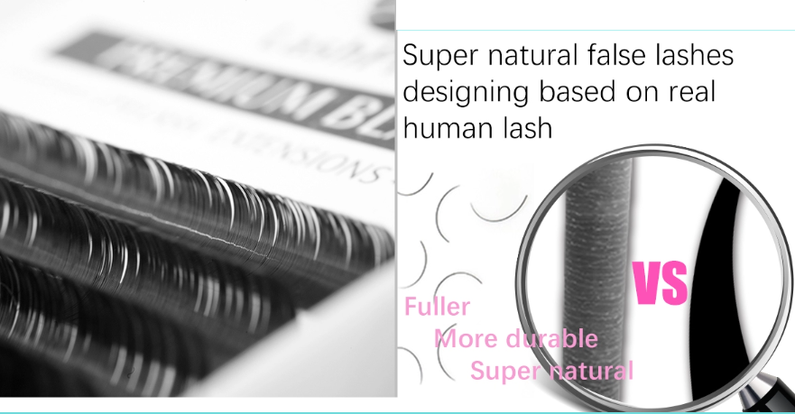 natural lashes individual