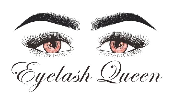 eyelash queen logo