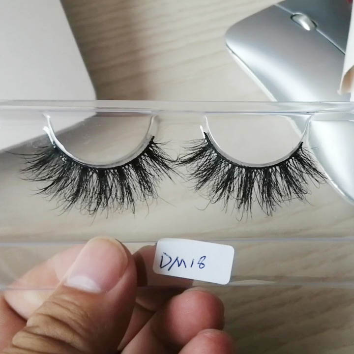 fluffy mink 3d lashes vendor