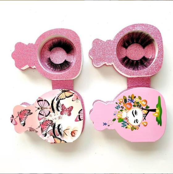 eyelash cases custom