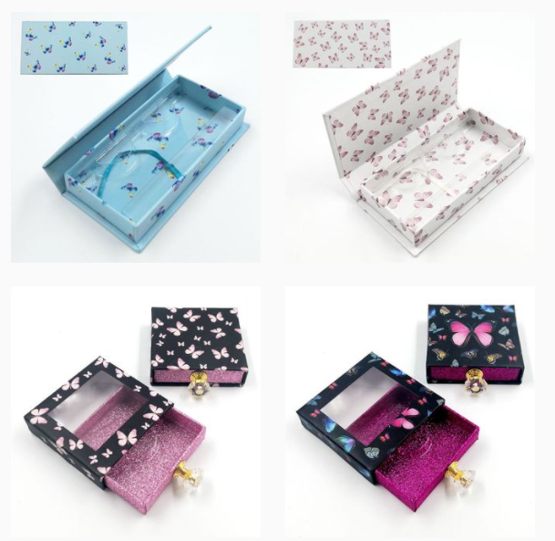 butterfly lash boxes